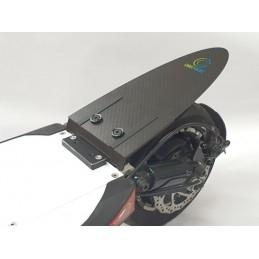 TOUS NOS ACCESSOIRES  CARBONREVO Support d'adaptateur de poignée de portage Carbonrevo pour Speedway 4 et 5 - Aluminium 7075
