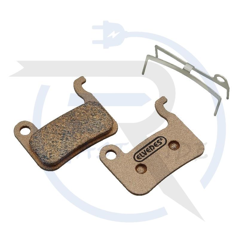 TOUS NOS ACCESSOIRES   1 paire plaquettes de frein métallique ( compatible xtech / DT3 )