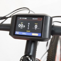 Accueil   TFT 750C Speedometer