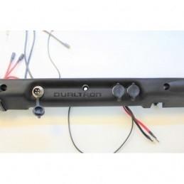 TOUS NOS ACCESSOIRES   Cache latérale Dualtron 3 Caches latéraux vide sans aucun câblage, éclairage et prise etc