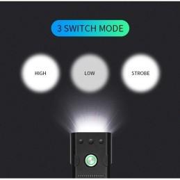 Accueil   Lumière USB Rechargeable 5200mAh étanche
