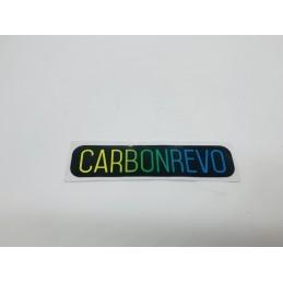 Autocollant CARBONREVO Stiker