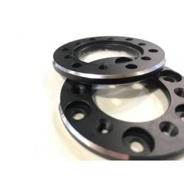 TOUS NOS ACCESSOIRES  CARBONREVO Kit spacer et support de frein carbonrevo Dualtron Ultra