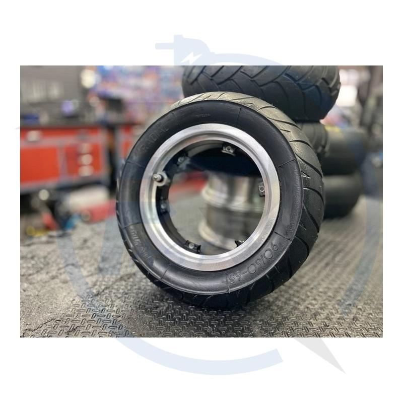 Accueil   Wheel front for Dualtron 3 PMT 90/65-6,5