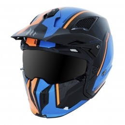 CASQUE TRIAL MT HELMETS...