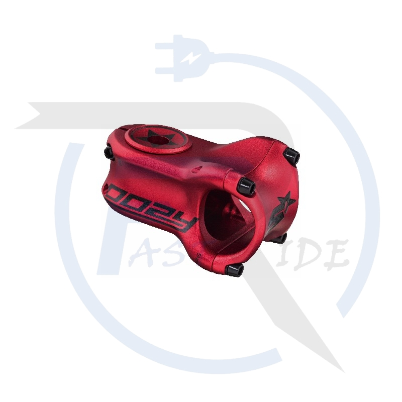 TOUS NOS ACCESSOIRES   Potence OOZY Trail, 50mm Red
