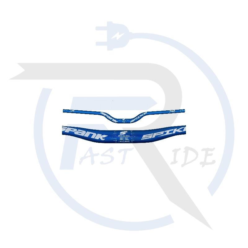 TOUS NOS ACCESSOIRES   Cintre SPIKE 800 Race, rise 50mm, bleu