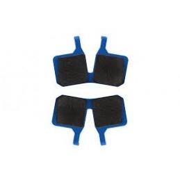 Accueil   Plaquettes 9.C, Confort, Bleu, Pour freins MT, 4 Pistons, 2 Plaquettes,
