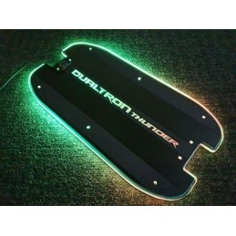 Deck ultra lumineux 3D led Carbonrevo