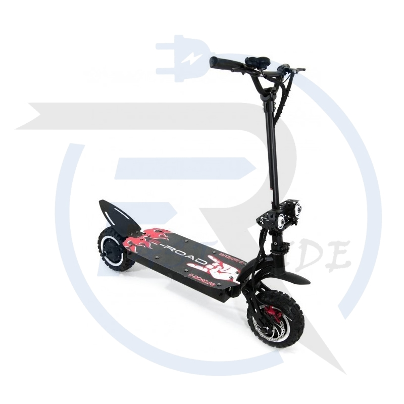 TROTTINETTES ELECTRIQUES   Imperator 2800W Trottinette électrique Notre nouvelle trottinette électrique Extreme, Imperator, a un