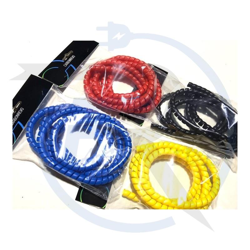 TOUS NOS ACCESSOIRES   Protection de cable Carbonrevo ( 2 mètres )